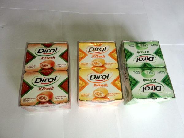 купить Dirol X-fresh