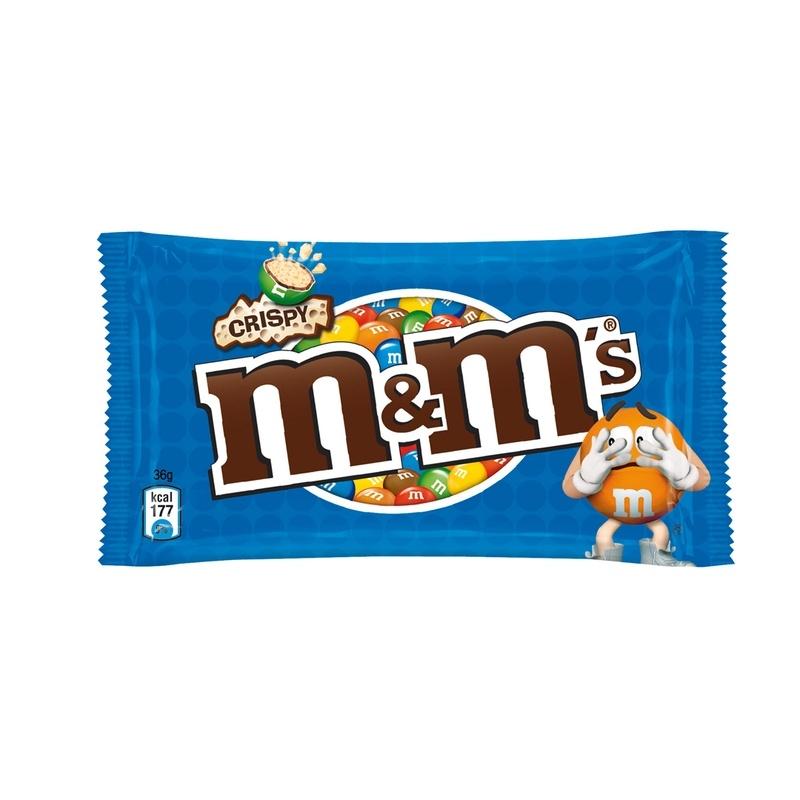 M&Ms криспи