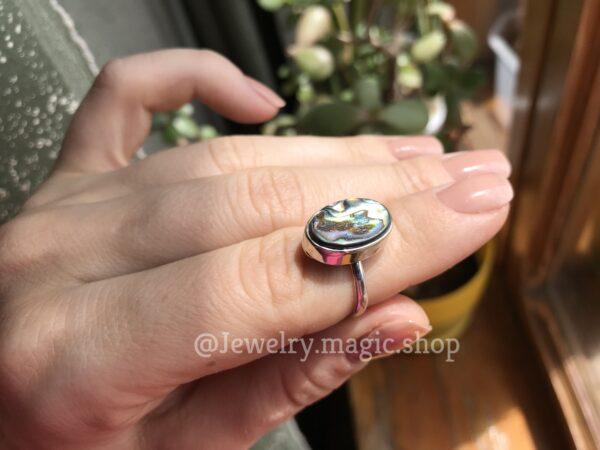 Кольцо с Гелиотисом